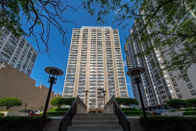 5733 N Sheridan Road 7A, Chicago, IL 60660 (MLS #10676046) :: BN Homes Group