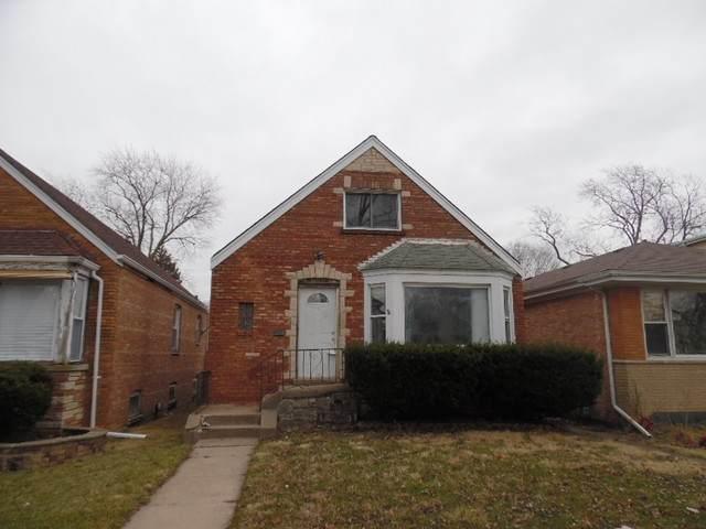 14313 S Normal Avenue, Riverdale, IL 60827 (MLS #10676103) :: Century 21 Affiliated