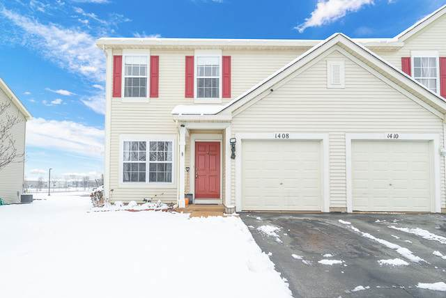 1408 Sherborn Court S, Minooka, IL 60447 (MLS #10676109) :: The Wexler Group at Keller Williams Preferred Realty