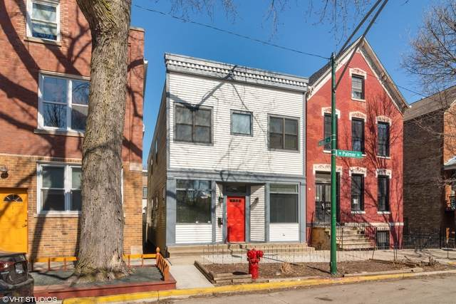 2224 W Palmer Street, Chicago, IL 60647 (MLS #10676188) :: Property Consultants Realty