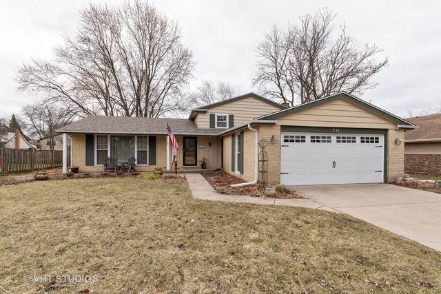 711 E Hackberry Drive, Arlington Heights, IL 60004 (MLS #10676195) :: Angela Walker Homes Real Estate Group