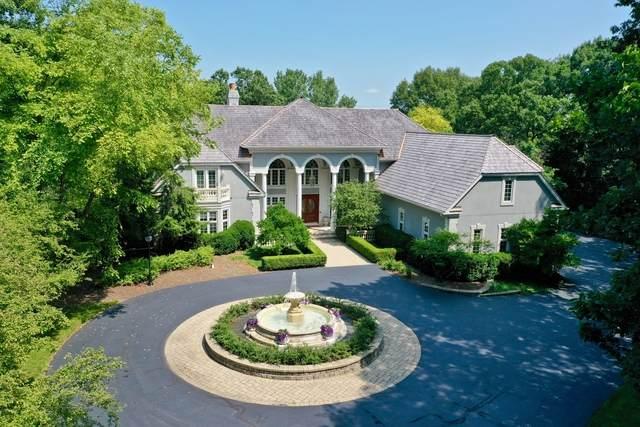 678 Plum Tree Road, Barrington Hills, IL 60010 (MLS #10676203) :: Helen Oliveri Real Estate