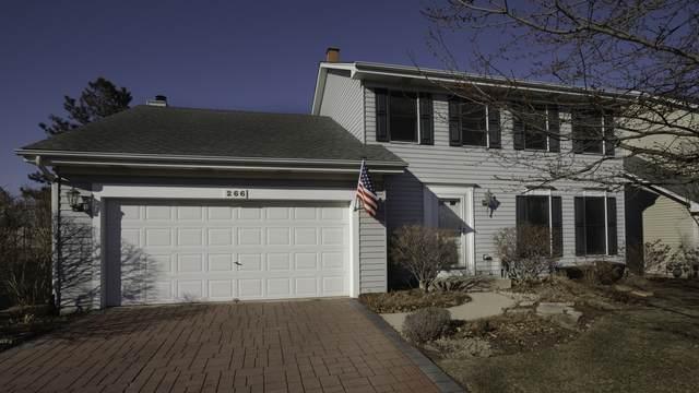 266 Windsor Drive, Bartlett, IL 60103 (MLS #10676205) :: Suburban Life Realty