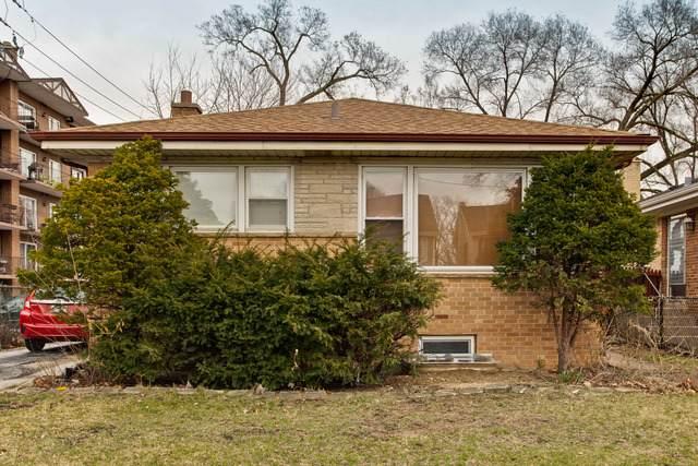 8431 Austin Avenue, Morton Grove, IL 60053 (MLS #10676222) :: Helen Oliveri Real Estate