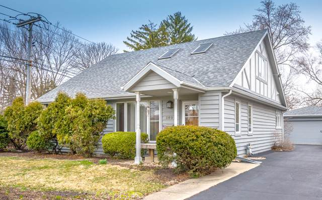 2601 Eisenhower Drive, Des Plaines, IL 60018 (MLS #10676243) :: Ryan Dallas Real Estate