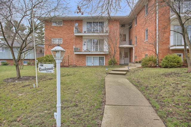 910 Lincolnshire Drive #103, Champaign, IL 61821 (MLS #10676268) :: Ryan Dallas Real Estate