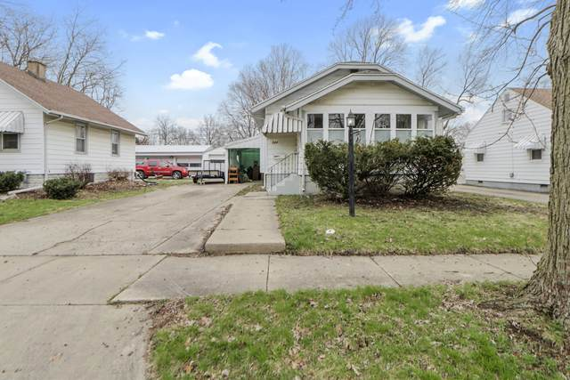 824 W Maple Street, Champaign, IL 61820 (MLS #10676290) :: Ryan Dallas Real Estate