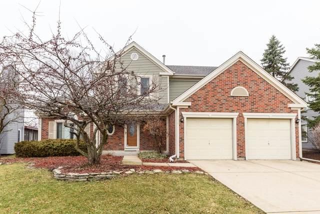 4250 Huntington Boulevard, Hoffman Estates, IL 60192 (MLS #10676329) :: Ani Real Estate