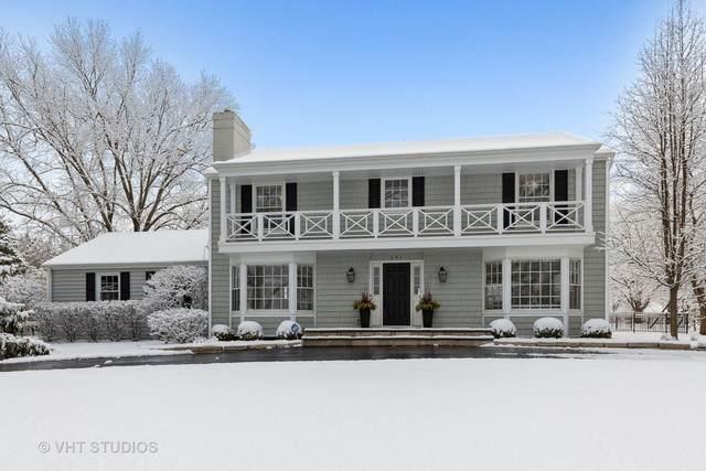 141 Wedgewood Drive, Barrington, IL 60010 (MLS #10676336) :: Ani Real Estate