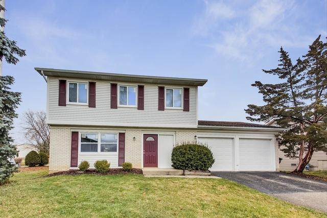 1340 Rock Cove Court, Hoffman Estates, IL 60192 (MLS #10676341) :: The Wexler Group at Keller Williams Preferred Realty