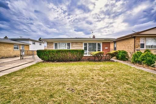 5831 Warren Street, Morton Grove, IL 60053 (MLS #10676345) :: Helen Oliveri Real Estate