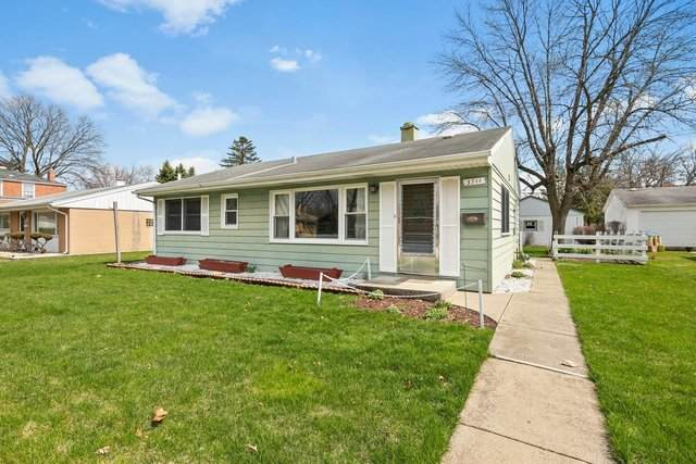 3711 Kemman Avenue, Brookfield, IL 60513 (MLS #10676350) :: Angela Walker Homes Real Estate Group