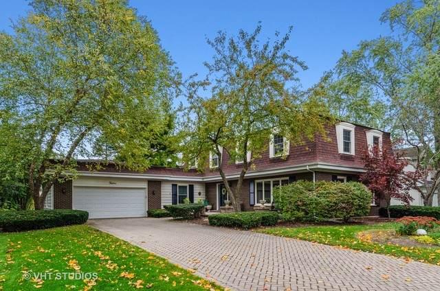 12 Cornell Drive, Lincolnshire, IL 60069 (MLS #10676403) :: Helen Oliveri Real Estate