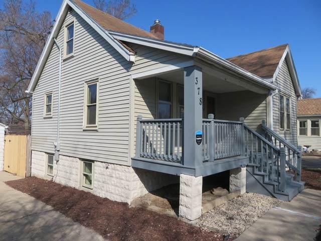 378 Catalpa Avenue, Wood Dale, IL 60191 (MLS #10676412) :: John Lyons Real Estate