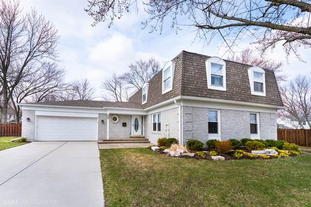 1110 W Skylark Court, Palatine, IL 60067 (MLS #10676424) :: Helen Oliveri Real Estate