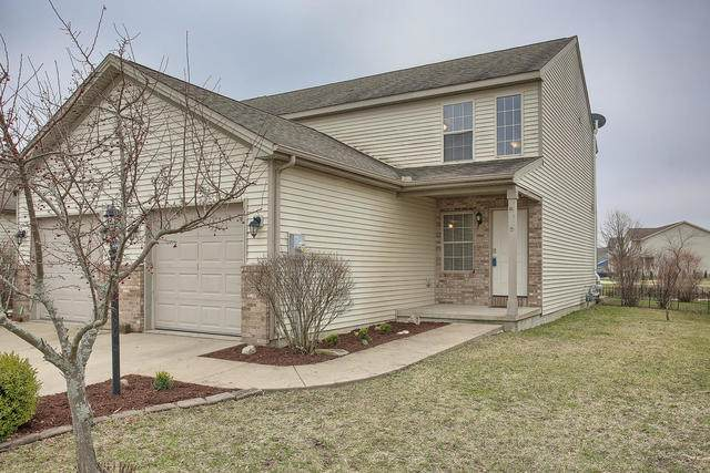 3707 Boulder Ridge Drive #0, Champaign, IL 61822 (MLS #10676425) :: Ryan Dallas Real Estate