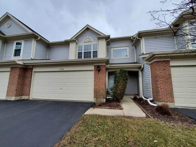 2995 Belle Lane #2995, Schaumburg, IL 60193 (MLS #10676456) :: BN Homes Group