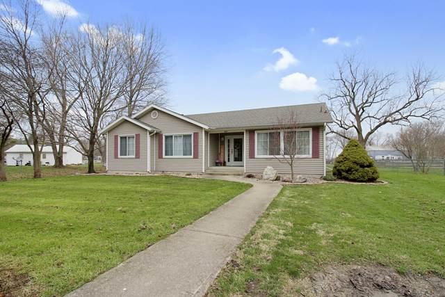 405 E Yates Street, NEWMAN, IL 61942 (MLS #10676502) :: Helen Oliveri Real Estate