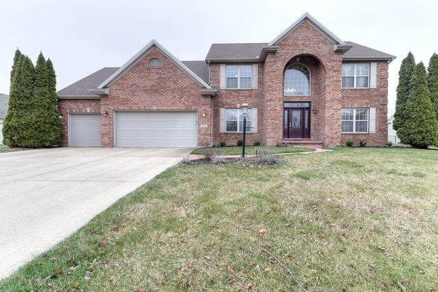 1806 Kensington Knoll Drive, Champaign, IL 61822 (MLS #10676529) :: Littlefield Group