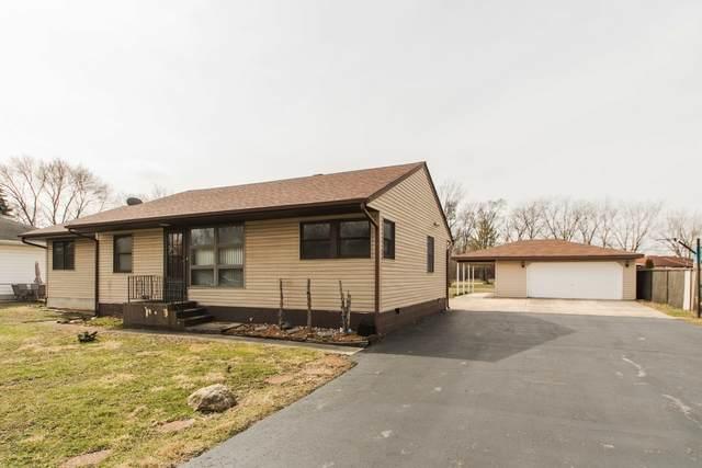 11136 S Leamington Avenue, Alsip, IL 60803 (MLS #10676533) :: O'Neil Property Group