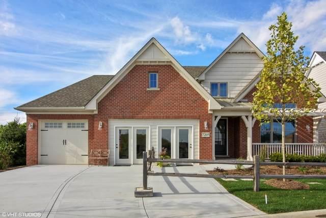 7233 Lakeside (Lot 10) Circle, Burr Ridge, IL 60527 (MLS #10676565) :: The Wexler Group at Keller Williams Preferred Realty