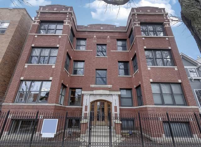 5129 N Wolcott Avenue 1N, Chicago, IL 60640 (MLS #10676650) :: John Lyons Real Estate