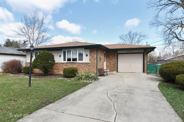 4912 157th Street, Oak Forest, IL 60452 (MLS #10676656) :: Century 21 Affiliated