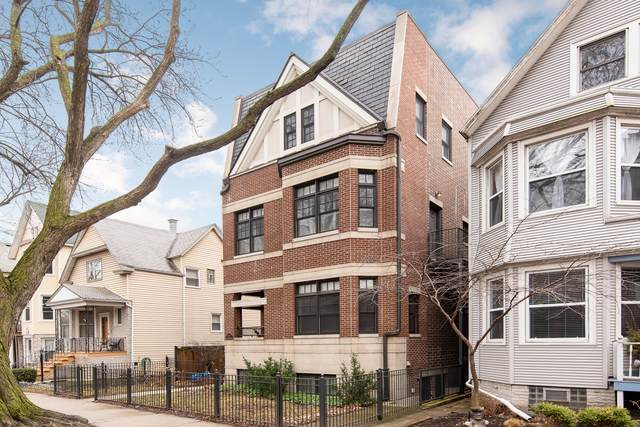 1919 W Addison Street 3F, Chicago, IL 60613 (MLS #10676663) :: Angela Walker Homes Real Estate Group
