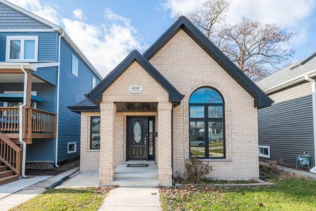 4038 Clinton Avenue, Stickney, IL 60402 (MLS #10676669) :: The Mattz Mega Group