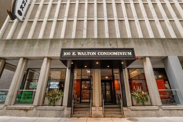 100 E Walton Street 22H, Chicago, IL 60611 (MLS #10676674) :: Property Consultants Realty