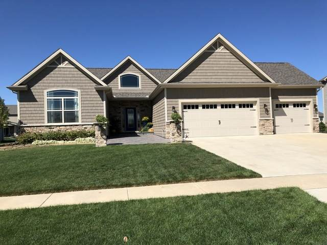 1111 English Oak Drive, Champaign, IL 61822 (MLS #10676741) :: Ryan Dallas Real Estate