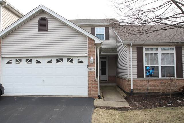 16727 S Sunset Ridge Court, Lockport, IL 60441 (MLS #10676745) :: Property Consultants Realty