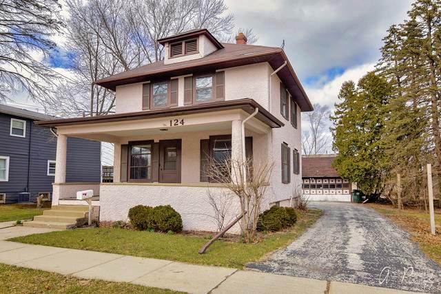 124 E Sunnyside Avenue, Libertyville, IL 60048 (MLS #10676758) :: Property Consultants Realty