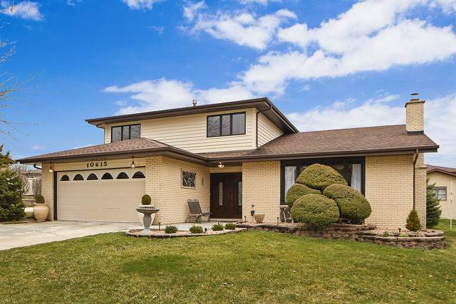 10415 S Interlochen Drive, Palos Hills, IL 60465 (MLS #10676791) :: John Lyons Real Estate