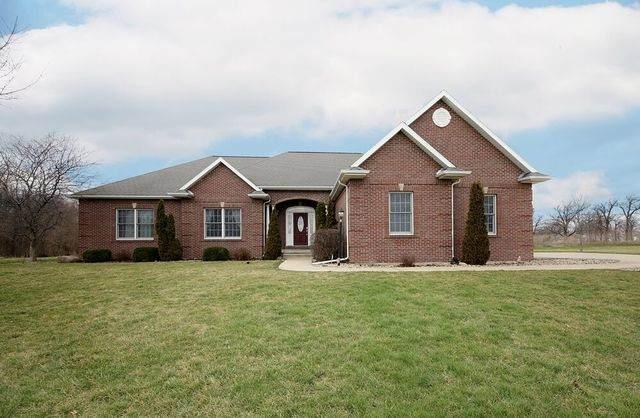 16953 N 1130 East Road, Pontiac, IL 61764 (MLS #10676849) :: The Wexler Group at Keller Williams Preferred Realty