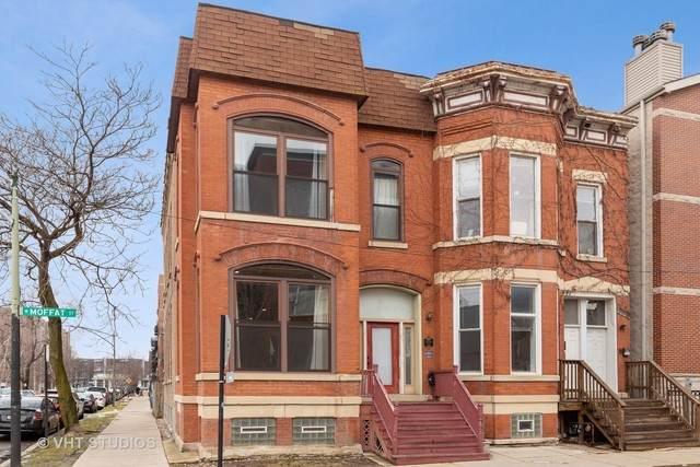 2320 W Moffat Street, Chicago, IL 60647 (MLS #10676929) :: Property Consultants Realty