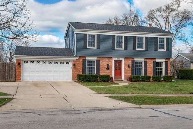 162 Tower Road, Downers Grove, IL 60515 (MLS #10676939) :: Ryan Dallas Real Estate
