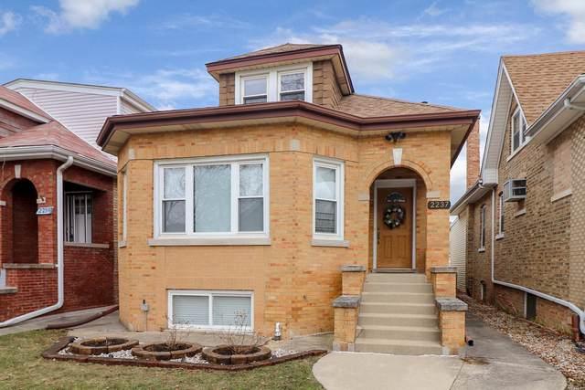 2237 N 76TH Avenue, Elmwood Park, IL 60707 (MLS #10676983) :: Property Consultants Realty