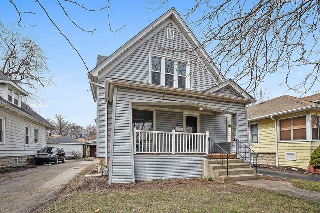 909 Kelly Avenue, Joliet, IL 60435 (MLS #10677002) :: Ryan Dallas Real Estate