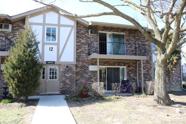 9s060 Lake Drive 12-207, Willowbrook, IL 60527 (MLS #10677012) :: Property Consultants Realty
