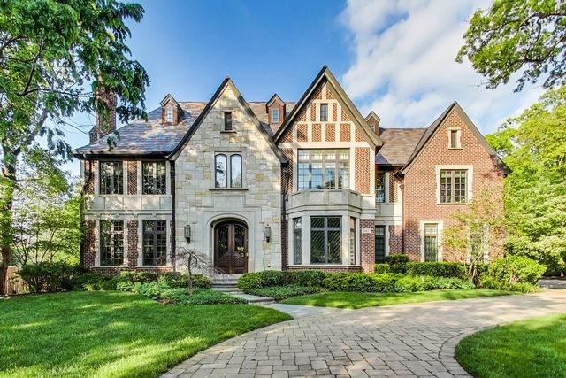 547 Greenleaf Avenue, Glencoe, IL 60022 (MLS #10677024) :: Janet Jurich