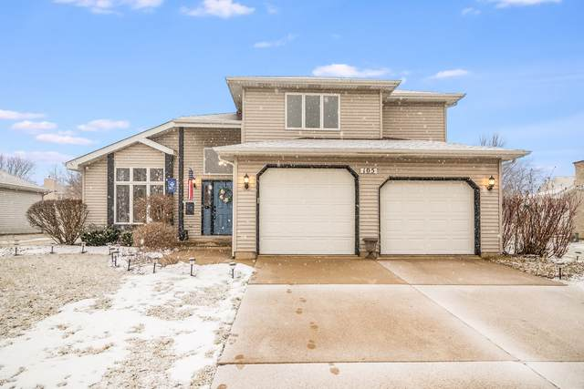 105 Sibley Drive, Minooka, IL 60447 (MLS #10677026) :: The Wexler Group at Keller Williams Preferred Realty