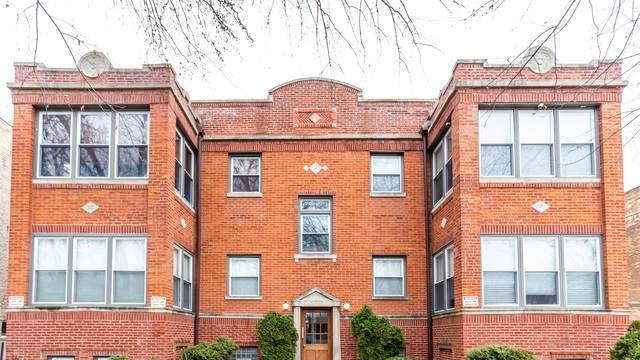 4503 N Springfield Avenue #2, Chicago, IL 60625 (MLS #10677046) :: Property Consultants Realty