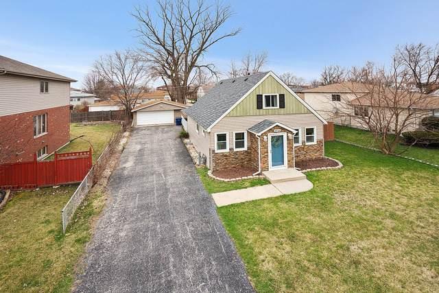 9736 Merton Avenue, Oak Lawn, IL 60453 (MLS #10677080) :: Century 21 Affiliated