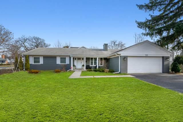 500 Meadow Drive W, Wilmette, IL 60091 (MLS #10677131) :: Jacqui Miller Homes