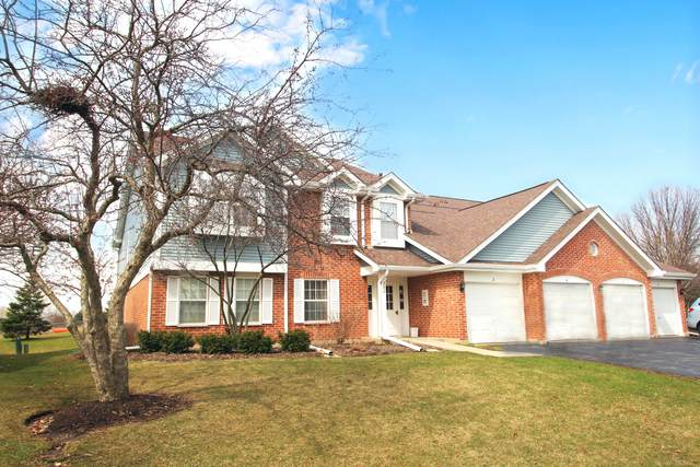 330 Ashbury Lane W #3, Roselle, IL 60172 (MLS #10677207) :: The Wexler Group at Keller Williams Preferred Realty