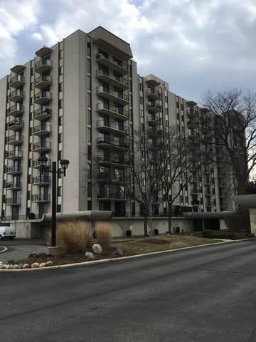 190 S Wood Dale Road #601, Wood Dale, IL 60191 (MLS #10677212) :: John Lyons Real Estate
