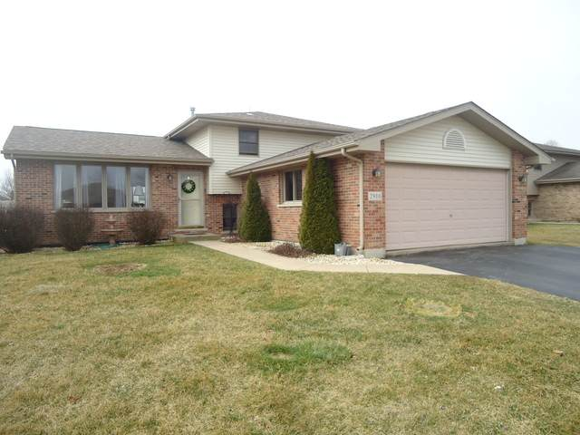 2910 Tucson Drive, Joliet, IL 60432 (MLS #10677215) :: The Wexler Group at Keller Williams Preferred Realty