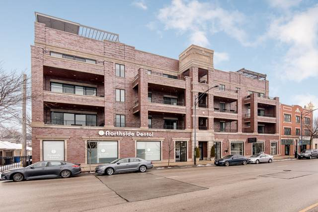 5820 N Clark Street #406, Chicago, IL 60660 (MLS #10677231) :: Property Consultants Realty
