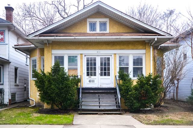 611 S East Avenue, Oak Park, IL 60304 (MLS #10677242) :: Helen Oliveri Real Estate